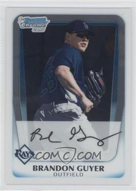 2011 Bowman Chrome Prospects #BCP45 - Brandon Guyer