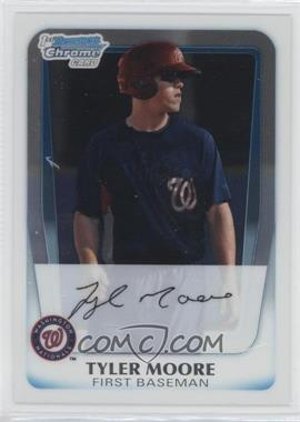 2011 Bowman Chrome Prospects #BCP5 - Tyler Moore
