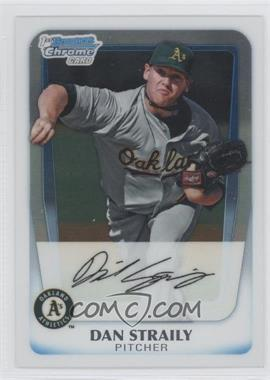 2011 Bowman Chrome Prospects #BCP53 - Dan Straily