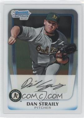 2011 Bowman Chrome Prospects #BCP53 - Dan Straily