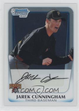 2011 Bowman Chrome Prospects #BCP60 - Jarek Cunningham