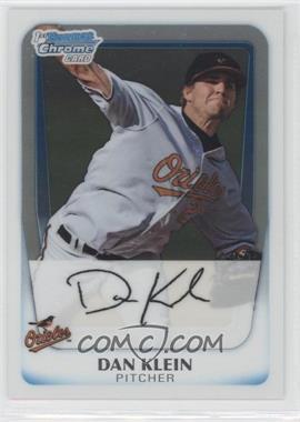 2011 Bowman Chrome Prospects #BCP67 - Dan Klein