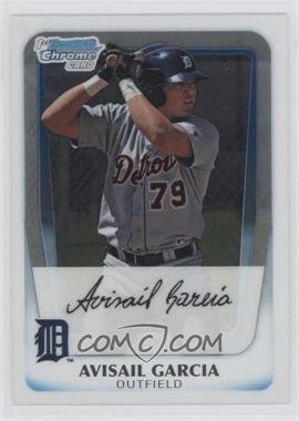 2011 Bowman Chrome Prospects #BCP72 - Avisail Garcia