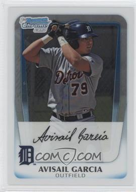 2011 Bowman Chrome Prospects #BCP72 - Avisail Garcia