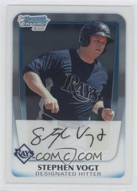 2011 Bowman Chrome Prospects #BCP8 - Stephen Vogt