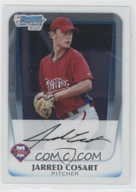 2011 Bowman Chrome Prospects #BCP87 - Jarred Cosart