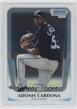 2011 Bowman Chrome Prospects #BCP96 - Adonis Cardona