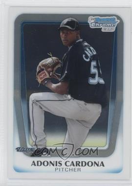 2011 Bowman Chrome Prospects #BCP96 - Adonis Cardona