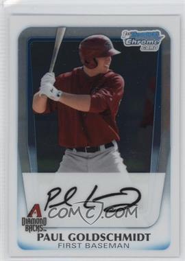 2011 Bowman Chrome Prospects #BCP99 - Paul Goldschmidt