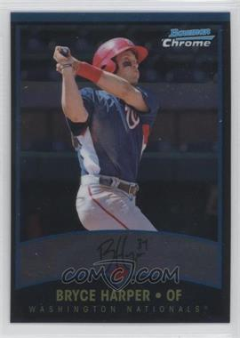 2011 Bowman Chrome Throwbacks #BCT10 - Bryce Harper
