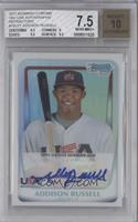 Addison Russell /417 [BGS 7.5]