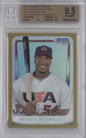 Nelson Rodriguez /50 [BGS 9.5]