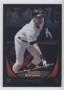 2011 Bowman Chrome #129 - Derek Jeter