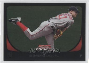 2011 Bowman Chrome #159 - Stephen Strasburg