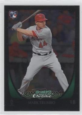 2011 Bowman Chrome #173 - Mark Trumbo