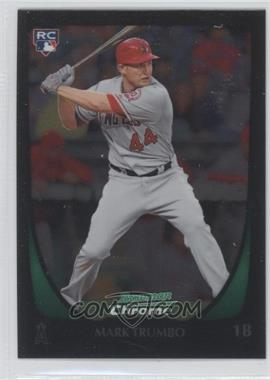 2011 Bowman Chrome #173 - Mark Trumbo