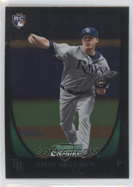 2011 Bowman Chrome #179 - Jeremy Hellickson