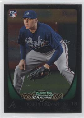 2011 Bowman Chrome #185 - Freddie Freeman