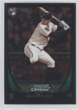 2011 Bowman Chrome #203 - Brandon Belt