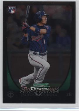 2011 Bowman Chrome #209 - Tsuyoshi Nishioka