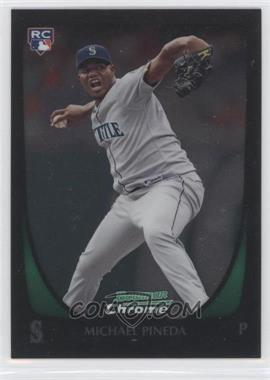 2011 Bowman Chrome #216 - Michael Pineda