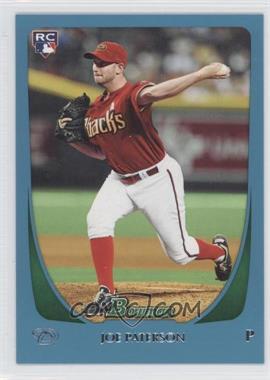 2011 Bowman Draft Picks & Prospects - [Base] - Blue #67 - Joe Paterson /499