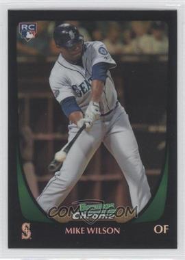 2011 Bowman Draft Picks & Prospects - Chrome - Refractor #99 - Mike Wilson