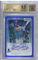 Bubba Starling /150 [BGS 9.5]