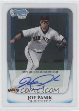 2011 Bowman Draft Picks & Prospects - Chrome Prospects Autograph #BCAP-JP - Joe Panik