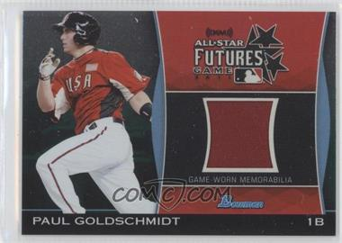 2011 Bowman Draft Picks & Prospects - Futures Game Relics - Green #FGR-PG - Paul Goldschmidt /25