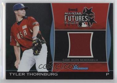 2011 Bowman Draft Picks & Prospects - Futures Game Relics - Green #FGR-TT - Tyler Thornburg /25