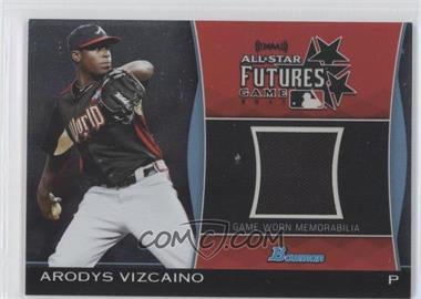 2011 Bowman Draft Picks & Prospects - Futures Game Relics #FGR-AV - Arodys Vizcaino