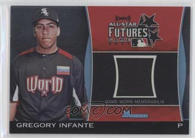 2011 Bowman Draft Picks & Prospects - Futures Game Relics #FGR-GI - Greg Infante