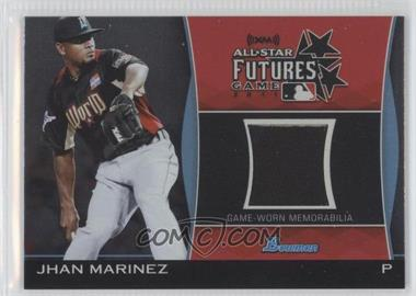 2011 Bowman Draft Picks & Prospects - Futures Game Relics #FGR-JM - Jhan Marinez