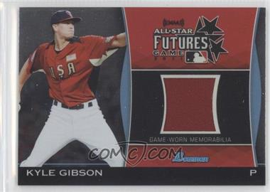2011 Bowman Draft Picks & Prospects - Futures Game Relics #FGR-KG - Kyle Gibson