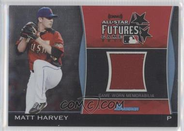 2011 Bowman Draft Picks & Prospects - Futures Game Relics #FGR-MH - Matt Harvey