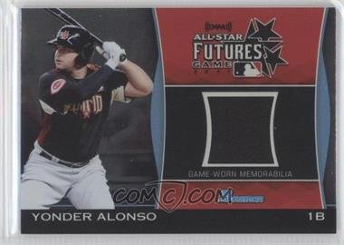 2011 Bowman Draft Picks & Prospects - Futures Game Relics #FGR-YA - Yonder Alonso