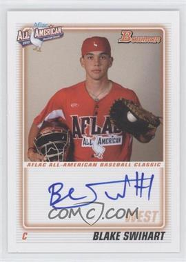 2011 Bowman Draft Picks & Prospects Aflac All-American Certified Autographs [Autographed] #AFLAC-BSW - Blake Swihart