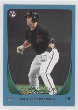 2011 Bowman Draft Picks & Prospects Blue #108 - Paul Goldschmidt /499