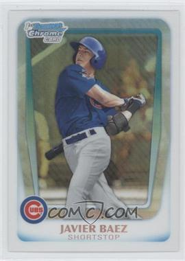 2011 Bowman Draft Picks & Prospects Chrome Draft Picks Refractor #BDPP6 - Javier Baez