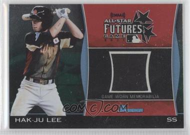 2011 Bowman Draft Picks & Prospects Futures Game Relics Green #FGR-HL - Hak-Ju Lee /25