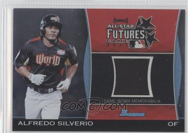 2011 Bowman Draft Picks & Prospects Futures Game Relics #FGR-AS - Alfredo Simon
