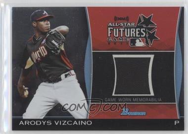 2011 Bowman Draft Picks & Prospects Futures Game Relics #FGR-AV - Arodys Vizcaino