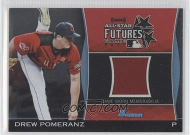 2011 Bowman Draft Picks & Prospects Futures Game Relics #FGR-DP - Drew Pomeranz