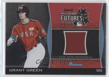 2011 Bowman Draft Picks & Prospects Futures Game Relics #FGR-GG - Grant Green