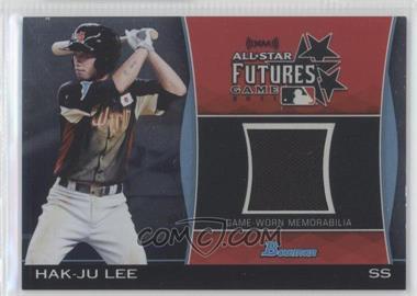 2011 Bowman Draft Picks & Prospects Futures Game Relics #FGR-HL - Hak-Ju Lee