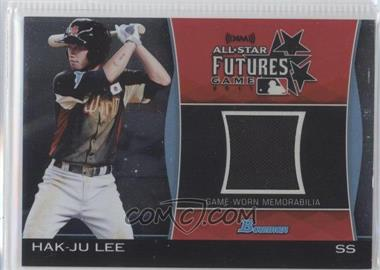 2011 Bowman Draft Picks & Prospects Futures Game Relics #FGR-HL - Hak-Ju Lee