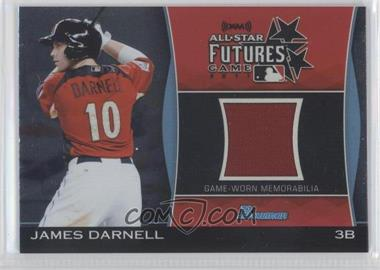2011 Bowman Draft Picks & Prospects Futures Game Relics #FGR-JD - James Darnell