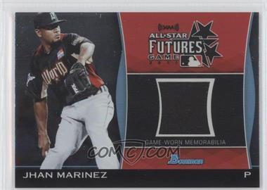 2011 Bowman Draft Picks & Prospects Futures Game Relics #FGR-JM - Jhan Marinez