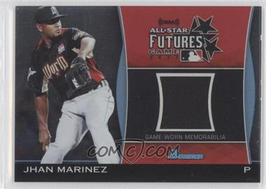 2011 Bowman Draft Picks & Prospects Futures Game Relics #FGR-JM - Jhan Marinez